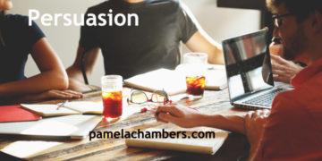Persuasion – The Art of Negotiations