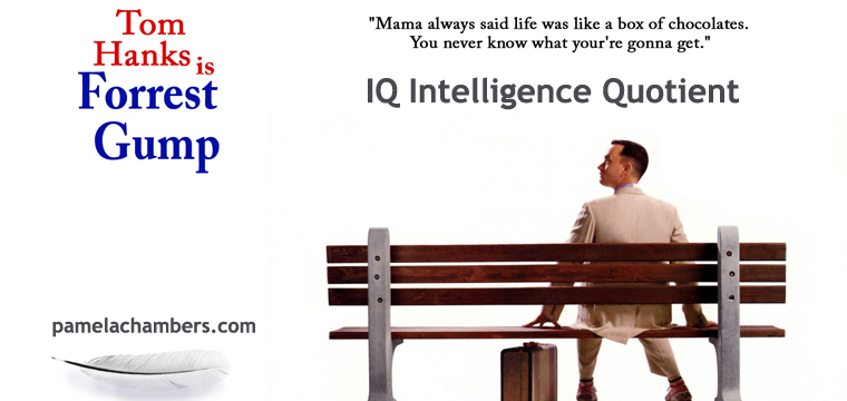 IQ, Intelligence Quotient, character, loyalty, honesty, Forrest Gump