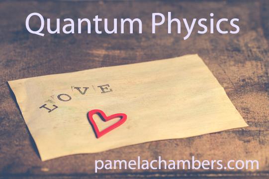 pamelachambers.com, quantum physics, thoughts, CBT